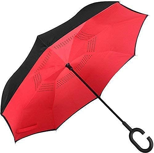 RYLAN Automatic Open Travel Umbrella with Wind Vent,Umbrella big size for men, Umbrella for girls, Umberallas for rain