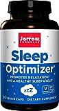 Jarrow Formulas Sleep Optimizer 60 CAPS (Pack of 2)