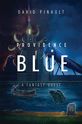 Providence Blue: A Fantasy Quest