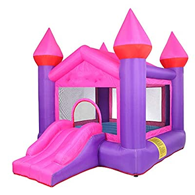 onEveryBaby Inflatable Castle 420D Oxford Cloth...