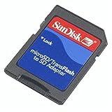 SanDisk Micro SD-Adapter auf SD