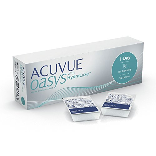Acuvue Oasys Tageslinsen weich, 30 Stück/BC 8.5 mm/DIA 14.3 mm / -1.5 Dioptrien - 5