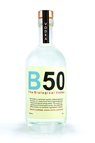 B50 Vodka (1 x 0,5l) 50% vol.