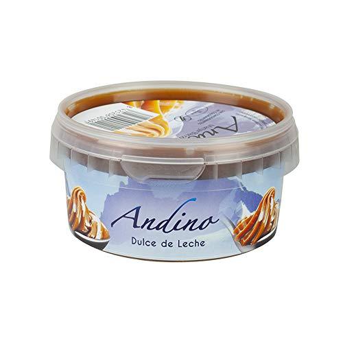 Milchkaramellcreme, Plastikdose 250g - Dulce de Leche ANDINO 250g