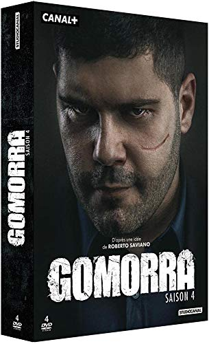 Coffret gomorra, saison 4