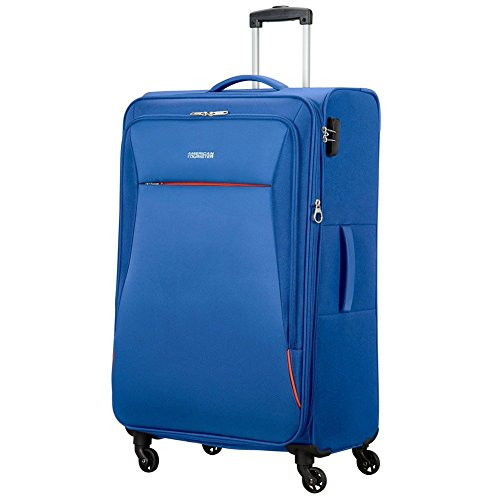American Tourister Trolley Rally 80cm 4R Cool Blu