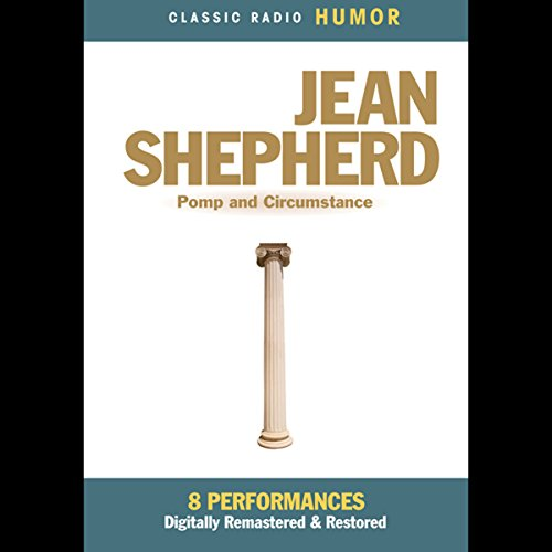 Jean Shepherd audiobook cover art