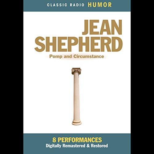 Jean Shepherd cover art