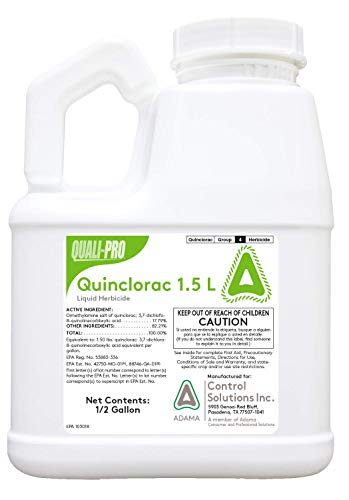Quinclorac 1.5 L -(1/2 gal.) compare to Drive XLR8- Kills Crabgrass