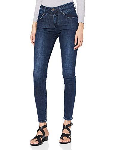 MUSTANG Damen Mia Jeggings Jeans, Mittelblau, 32W / 34L