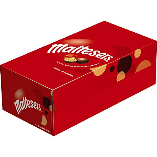 MALTESERS Original Chocolatey Candy 1.4 Ounce Pouch (Pack of 18)