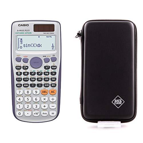 Casio FX-991 ES Plus + Schutztasche