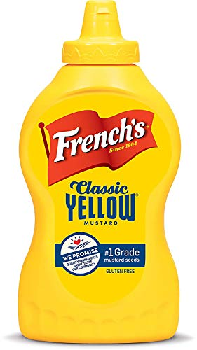Frenchs Classic Yellow Mustard 12oz (2 pack)