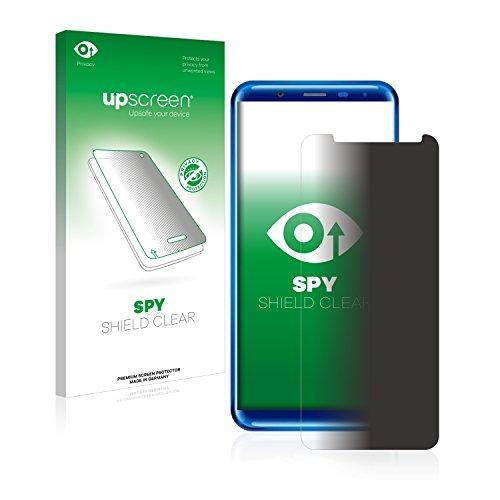 upscreen Anti-Spy Blickschutzfolie kompatibel mit Oukitel K5000 Privacy Screen Sichtschutz Bildschirmschutz-Folie
