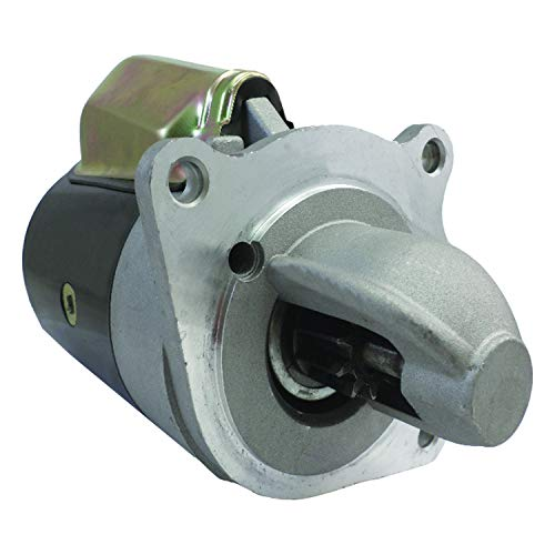 NEW Starter Compatible With Ford Tractor Gas 2000 3000 4000 3Cyl 1960-1975