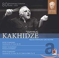 Tchaikovsky: Djansug Kakhidze