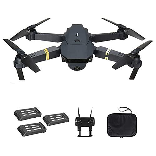 Nicejoy E58 Drone Quadcopter WiFi FPV Mini Quadcopter 4k Kamera Faltbare Drohner Unterstützung Auto Return Mit 3batterien