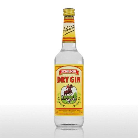Schilkin Dry Gin, 0,7l, 37,5% Vol.Alk.
