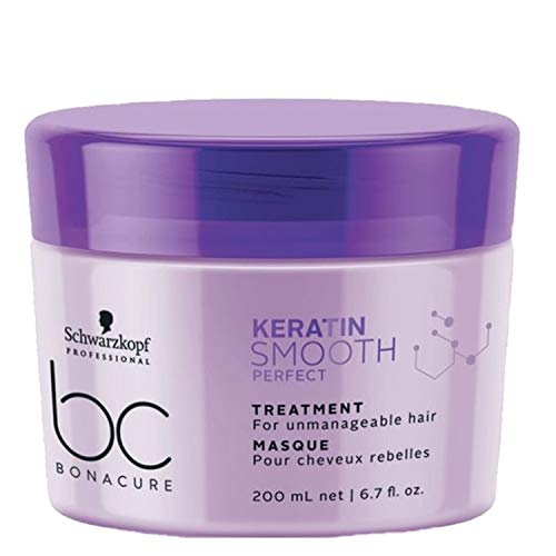 Schwarzkopf Professional BONACURE Keratin Smooth Perfect Treatment, 200 ml