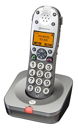 amplicomms PowerTel 700 - schnurloses Großtastentelefon
