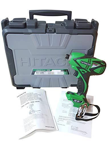 Hitachi WH 14 DBL Basic-Akku-Schlagschrauber
