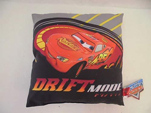 Disney Cars Kissen 33*33 cm - Kuschelkissen bunt Lightning Mc Queen McQueen