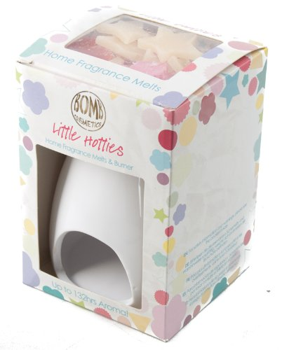 Bomb Cosmetics Little Hotties Gift Pack - Rhubarb Crumble Boxed Gift Set