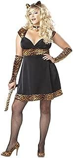 California Costumes Women's Sexy Kitty Dress Costume