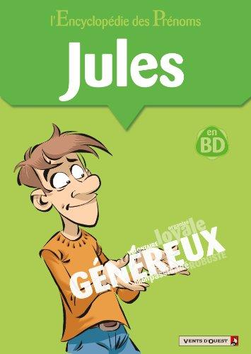 L'Encyclopédie des prénoms - Tome 28: Jules