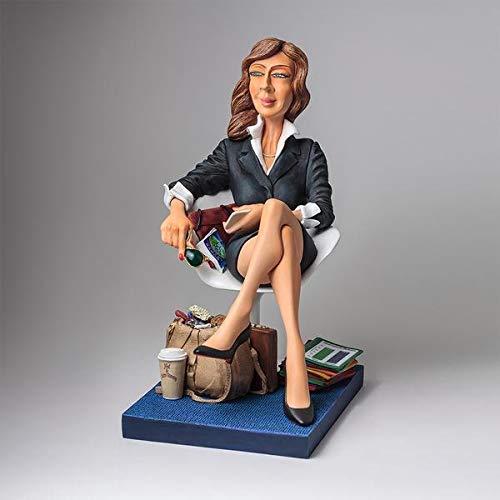 Guillermo Forchino Figurine, hars, meerkleurig, eenheidsmaat
