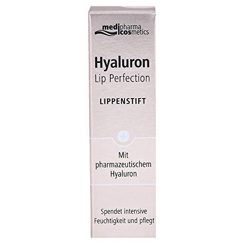 medipharma cosmetics HYALURON LIP Perfection Lippenstift rose, 220 ml