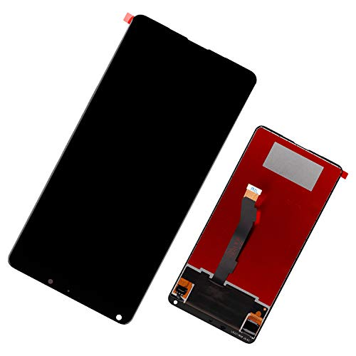 Duotipa Pantalla compatible con Xiaomi Mi Mix 2S M1803D5XA de 5,99 pulgadas, pantalla LCD, digitalizador, kit de montaje + herramientas