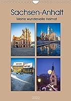 Sachsen-Anhalt - Meine wundervolle Heimat (Wandkalender 2022 DIN A4 hoch): Die schoensten Ansichten in Sachsen-Anhalt - aussergewoehnlich inszeniert (Monatskalender, 14 Seiten )