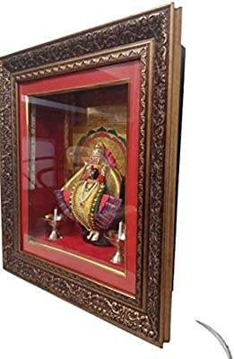 Mahalaxmi Photo Frame with Light
