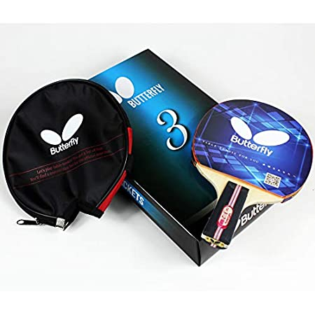Butterfly 302 Chinese Penhold Table Tennis Racket