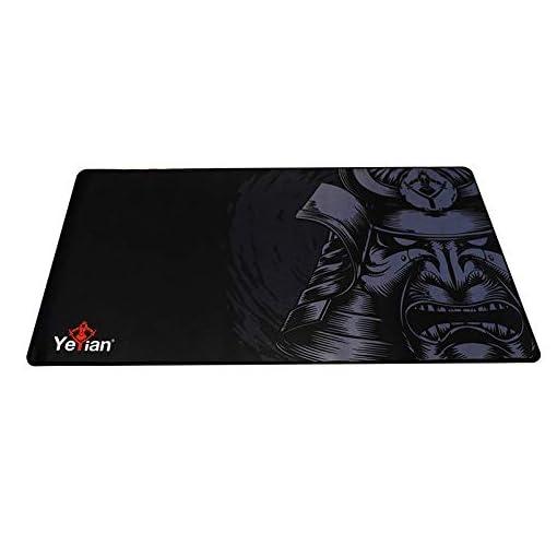 YEYIAN, KRIEG 1080, Alfombrilla Gaming, 800 x 400 mm Extra Grande, antideslizante,resistente al agua, para Pc y Portatil… 1