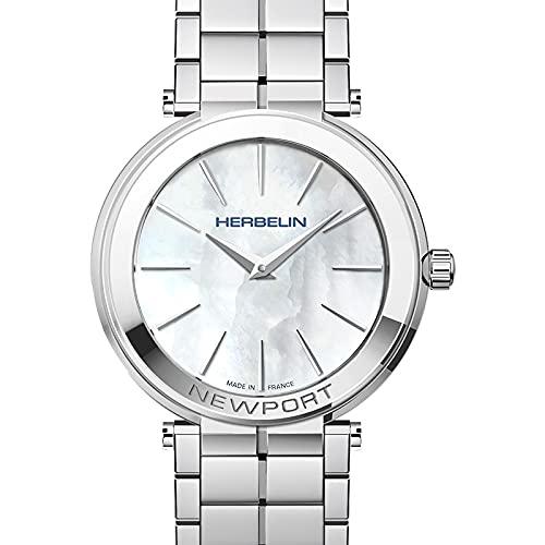Reloj para mujer Herbelin 16922/B19 Newport Slim
