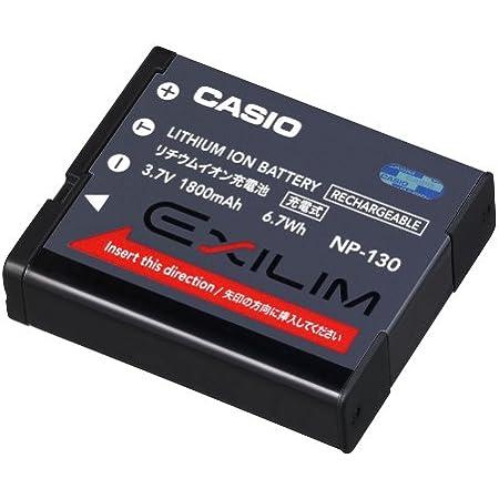 Casio Exilim Np 130 Lithium Ionen Akku Kamera