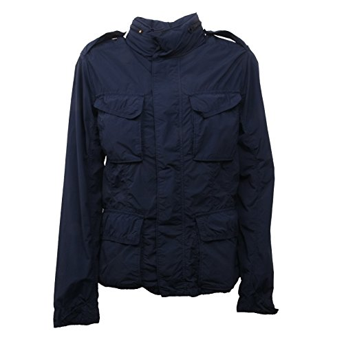 ASPESI C0352 Giacca Donna DAKARINA Blu Giubbotto Jacket Woman [XL]