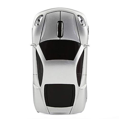 Wireless Car Mouse 2.4Ghz Ergonomic Optical Computer Mause Mini Portable 3d Cartoon Auto Gaming Maus Usb Mice For Laptop