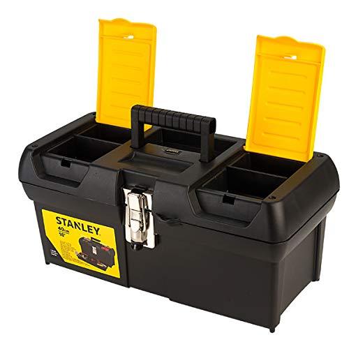 STANLEY 1-92-065 - Caja de herramientas Milenium, 40.5 X 21 X 18.3 cm