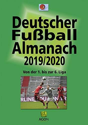 Deutscher Fußball-Almanach: Saison 2019/2020