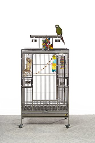 Prevue Pet Products Stainless Steel Play top...