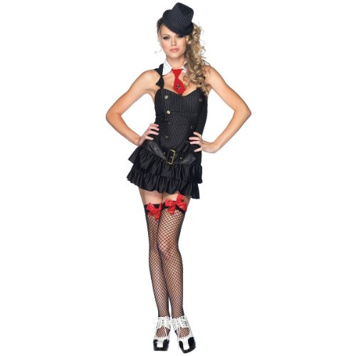 Mafia Princess Adult Costume - Small/Medium