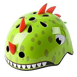 2. Anharluka Toddler Kids Bike Helmet