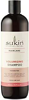 Sukin - Volumising Shampoo for Fine & Limp Hair (500ml)