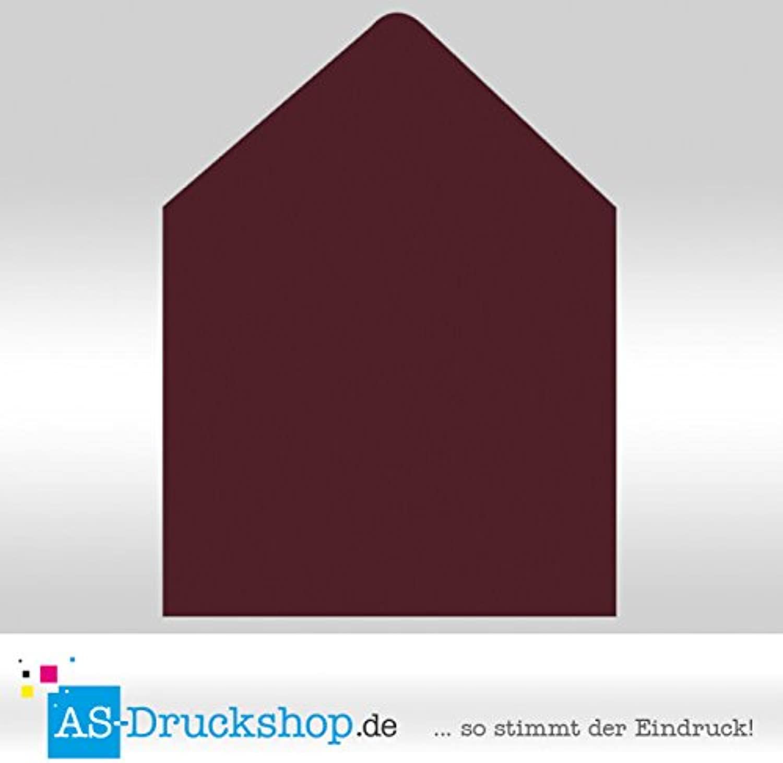 Briefumschlag KuGrün - Marsala   100 Stück DIN A6 B07C7F9MMY | Gewinnen Sie das Lob der Kunden