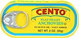 Cento Foods, Anchovies Flat, 2 Ounce