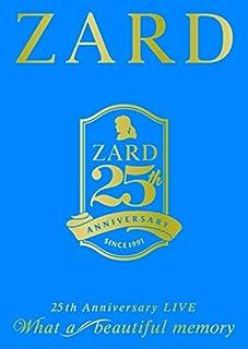 """25周年記念ライブDVD ZARD 25th Anniversary LIVE""""What a beautiful memory"""