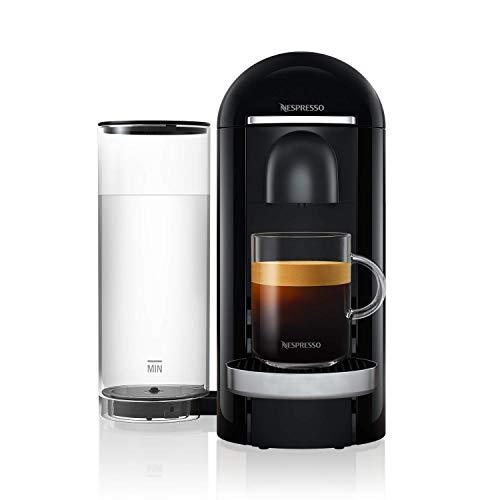 Nestle Nespresso Nespresso VertuoPlus Deluxe Coffee and Espresso Machine, Black, 2.3